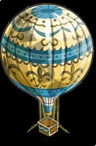 Paris Hotair Balloon
